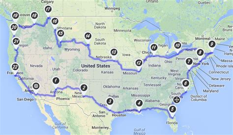 """Cross Country Motorcycle road trip!!!   """"Long Way Round"""
