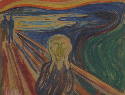 Five Things You Didn't Know About Edvard Munch's The Scream