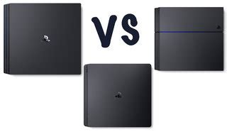 PS4 Pro vs PS4 Slim vs PS4: What's the difference