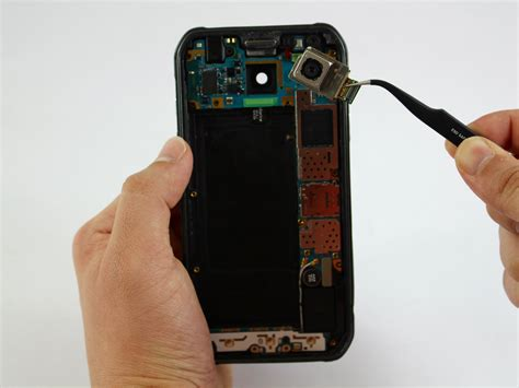 Samsung Galaxy S6 Active Rear Camera Replacement - iFixit
