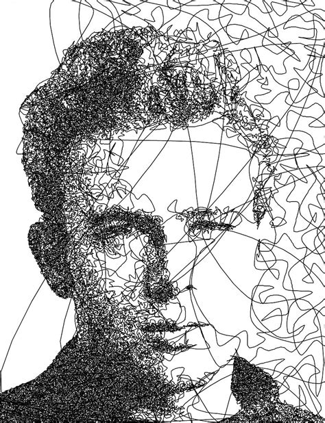 I Wrote An Algorithm That Doodles Drawings From A Single