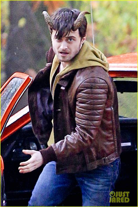 Daniel Radcliffe: Distressed in 'Horns'!: Photo 2749968