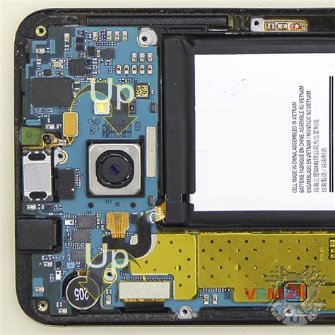 How to disassemble Samsung Galaxy S6 Edge Plus SM-G928