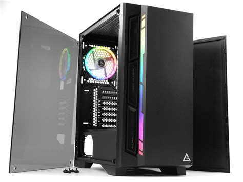Antec present mid-tower NX400 with front panel RGB