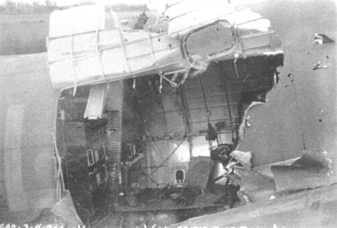 Battle-Damaged B-17 Flying Fortresses: Fuselage hits - Page 2