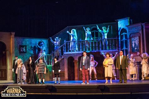 Review: 'The Addams Family' at Warner Theatre — OnStage Blog