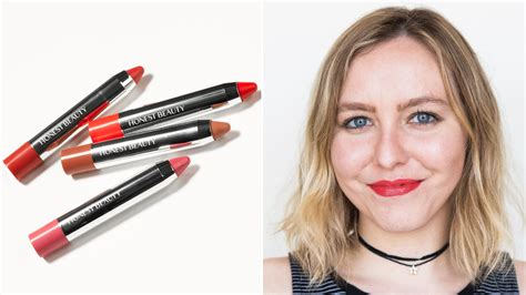 Honest Beauty Truly Kissable Lip Crayon Review   Allure