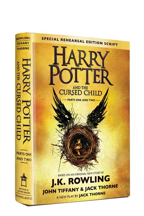 """""""Harry Potter and the Cursed Child"""" has already broken"""