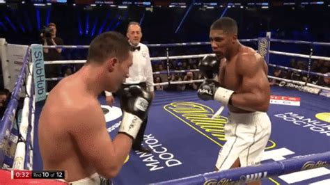 Moves to Remember: Anthony Joshua vs