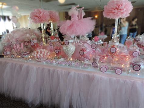 31 Baby Shower Candy Table Decoration Ideas | Table