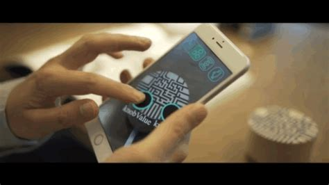 This app lets you draw digital connections between