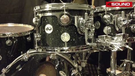 4Sound Gear Guide - DW Collector's Maple 22/10/12/16