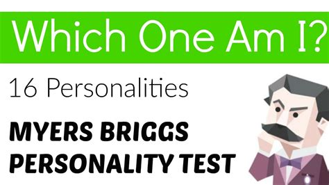 Taking The MYERS BRIGGS Personality Test   16
