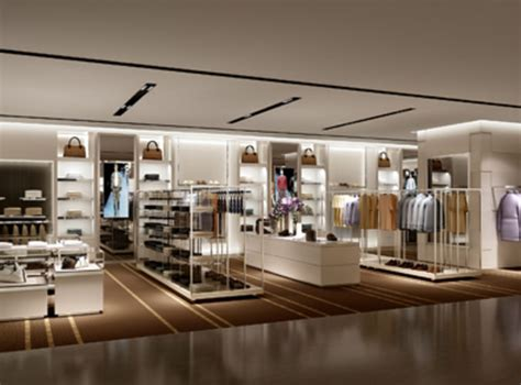 Clothes store shop 3D | CGTrader