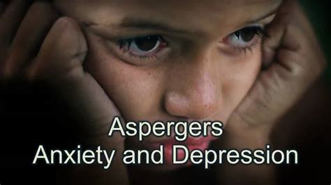 Asperger's: Struggling with Anxiety and Depression - YouTube