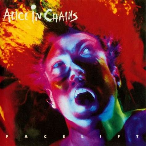 Alice in Chains - Facelift - Reviews - Encyclopaedia
