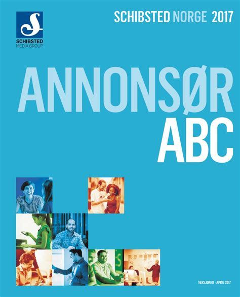 SCHIBSTED ANNONSØR ABC by fvn