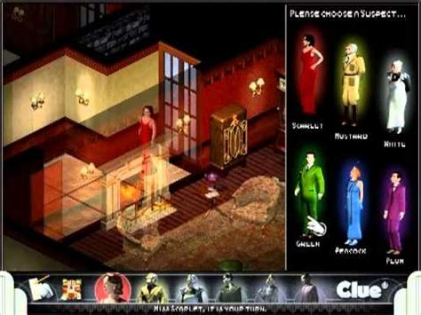 Clue - Speed Run in 0:01 by Chrno (2011) PC - YouTube