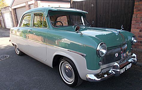 1955 Superb Ford Consul Mk1 Saloon (new built engine) For