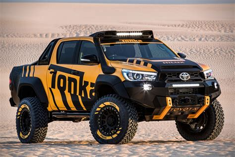 Toyota Made a Real-Life Tonka Truck, And It's Blowing Our