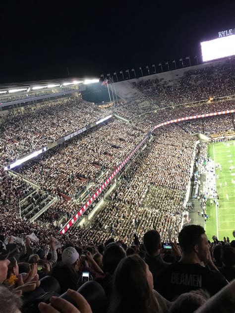 Kyle Field Review | Kyle Field Texas A&M