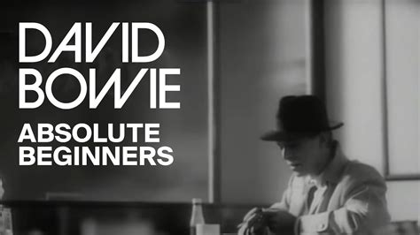 David Bowie - Absolute Beginners (Official Video) - YouTube