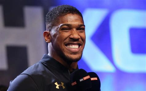 Anthony Joshua net worth: how much does the heavyweight