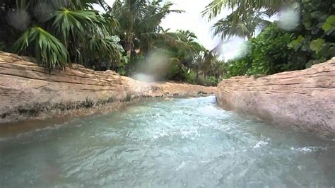 The Rapids River Ride - The Current, Aquaventure Water