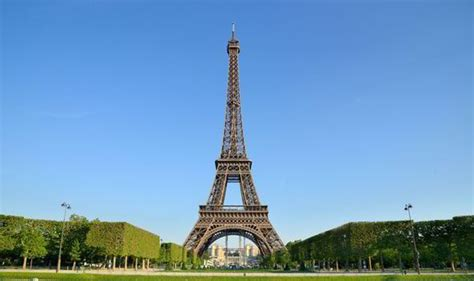 French connection: Climb the Eiffel Tower and visit the