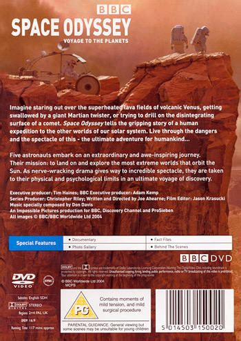 Space odyssey (Import) - DVD - Discshop