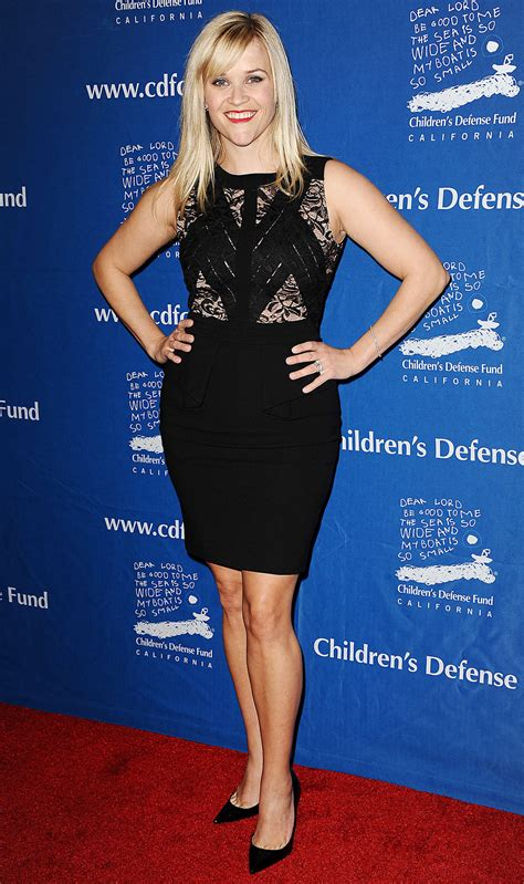 Reese Witherspoon Height and Weight Measurements