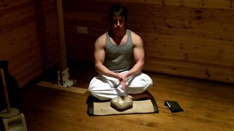 Traditional Karate Hand Conditioning - YouTube