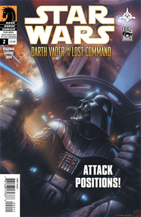 Star Wars: Darth Vader and the Lost Command #2 :: Profile
