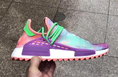 Holi Festival Inspired NMD Hu Trail from Adidas and Pharrell