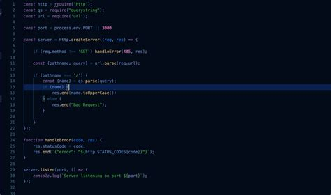 How To Write Simple NodeJS Rest API With Core HTTP Module