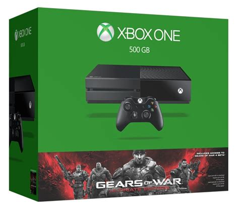 Is the Xbox One Gears of War: Ultimate Edition 500GB