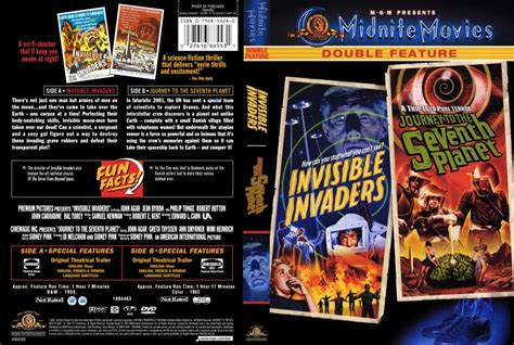 Invisible Invaders - Journey to the Seventh Planet - Movie