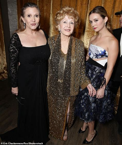 Debbie Reynolds told a friend she had a 'vision' and