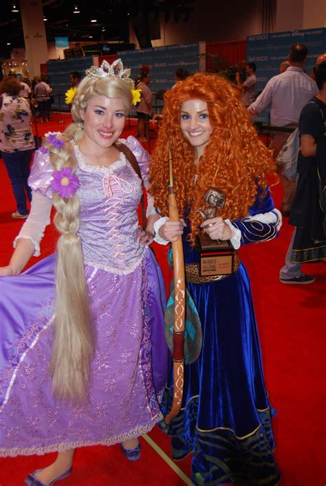 5 Best Disney Costumes from the 2013 D23 Expo