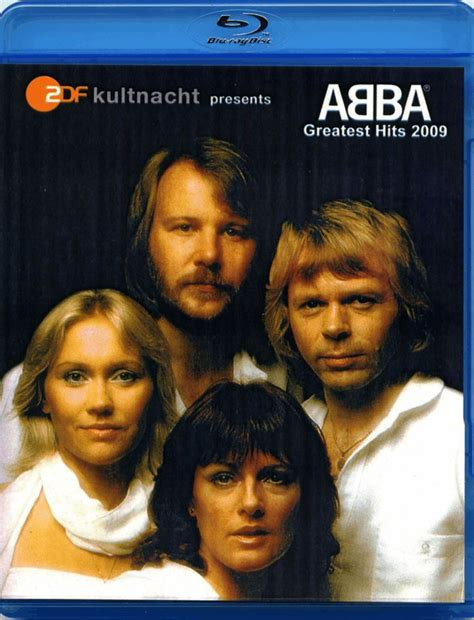 ABBA - Greatest Hits 2009 (2012, Blu-ray-R) | Discogs